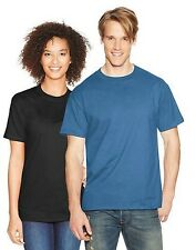 4 - Hanes Mens Beefy-T Shirt Sleeve T-Shirts ASSORTED COLORS Sizes S - 6XL