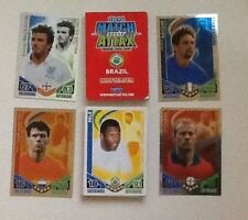 Topps Match Attax World Cup 2010 Cards - Finish your collection - No.s 250-297
