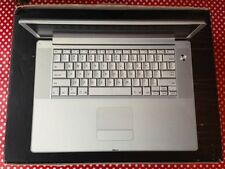 MAC POWERBOOK G4 15-Inch WIDESCREEN (BOX + INSERTS ONLY)