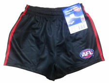 Essendon Bombers AFL Football Auskick Youths Replica Team Shorts