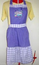 GINGHAM GRANDMA'S KITCHEN and GRANDMA'S LIT SWEETHEART APRONS SET Made to order