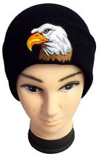 Eagle Native Pride  Beanies Winter Caps Hats Embroidered  ( EWcNp23)