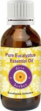 Pure Eucalyptus Essential Oil Eucalyptus globules 100% Natural by deve herbes