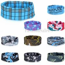 Hot Multi-Function Sports Scarf Headband Face Mask Warmer Bandana Headwear Snood