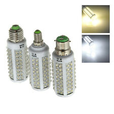 2pcs E27 7W 108 LED Pure White Corn Spot Light Lamp Bulb 220V WS