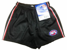 St Kilda Saints AFL Football Mens Replica Team Shorts