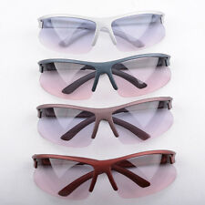 Children Kids Sunglasses Boys Cycling Sports Wrap Half Rimless SunGlasses