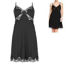 M&S Full Slip size 8-20 Slinky Stretch Lace Trim Petticoat New Marks and Spencer