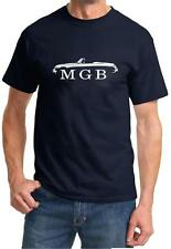 MG MGB Convertible Classic Sports Car Design Tshirt NEW FREE SHIP