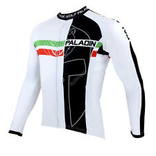 Men Long Sleeve Cycling Jersey Bicycle Bike Rider Sportwear Apparel CX20e