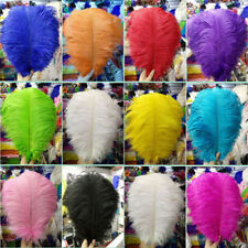 Wholesale natural ostrich feathers 15-35cm / 6-14 inches(variety of color)