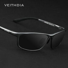 New Mens UV400 Polarized Aviator Sunglasses Outdoor Driving Sports Glasses
