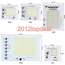 2835 SMD LED lighting lamps bead chip IC intelligent 220V 10 20 30 50W 90W white