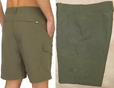 "The North Face Men's Horizon Cargo UPF50 10"" Shorts, 30/32/34/36/38 Olive - NWT!"