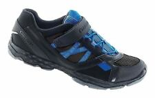 Giant Sojourn 1 Road Touring Cycling Shoe - Black and Blue Bike Shoes