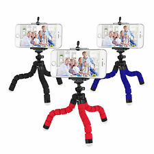 Universal Set Tripod Mount + Holder Clip For Camera PHONE iPhone Samsung Huawei