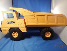 1974 Nylint steel toy #9250 Jumbo Dump truck with all original parts