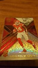 2016 Elite Demarcus Robinson Rookie Red Parallel # 04/49!!!! Chiefs!!!!  RC!!!!