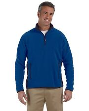 Chestnut Hill Mens Polartec  1/4-Zip Jacket  Big Sizes