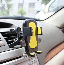 Samsung Mobile Phone Car Air Vent Hot for iPhone Cradle Mount Holder Stand