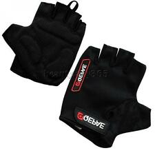 Outdoor Cycling MTB Bike Bicycle Unisex Gel Half Finger Gloves S/M/L/XL/XXL