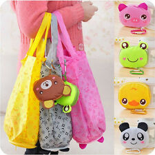 Eco Storage Handbag Cotton Foldable Shopping Tote Reusable Bags Convenient