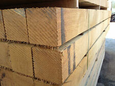 New Green Oak Beams 150 x 150 QP1 Structural Grade Timber in Various lengths
