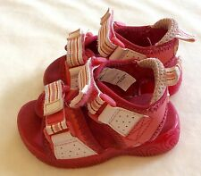 GUC Baby Gap Girls Sandals - Water Shoes Sz 5 Baby/Toddler