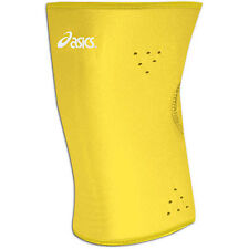 "Asics Wrestling Lycra Shooting Sleeve-Length 7.5""-Item# ZD600, Single - Yellow"