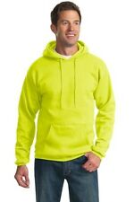 Port & Company® - Ultimate Pullover Hooded Sweatshirt. PC90H - Safety Colors