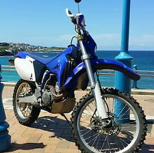 Yamaha wr450f 2004 Lams approved
