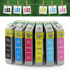 Ink Cartridge 81N 82N T0811 Compatible for Epson