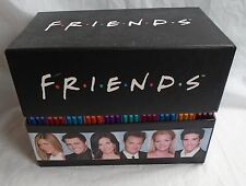 Friends Series 1-10 Complete DVD Box Set (DVD, 2005, 30-Disc Set, Box Set)