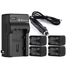 BN-VG121 Battery For JVC GZ-EX210 GZ-EX960 GZ-EX970 GZ-EX855 GZ-HM655 + Charger