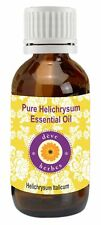 Pure Helichrysum Essential Oil Helichrysum Italicum 100% Natural by deve herbes