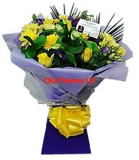 FRESH FLOWERS Delivered Highlight Yellow All Occasions Selection Bouquet