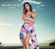 ***NWT $228 2016 MARCIANO REFLECTION PRINTED MAXI DRESS SOLD-OUT!!