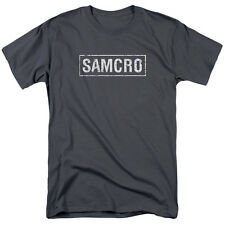 SONS OF ANARCHY SAMCRO SOA MENS T SHIRT SMALL TO 5XL