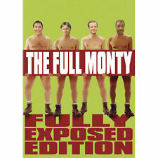 The Full Monty - Fully Exposed Edition, Excellent DVD, Deirdre Costello, Emily W