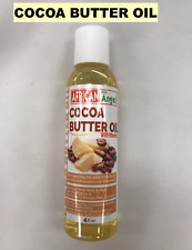 AFRICAN ANGEL NATURAL COCOA BUTTER OIL HAIR, BODY OILS 4 FL OZ