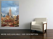 Canvas Print Picture  New York City Buildings  / Stretched ready to hang