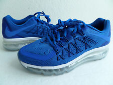 Nike Air Max 2015 (GS) Grade School Running Youth Shoes Blue 705457 402
