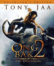 Ong Bak 2: The Beginning (Collectors Edition, Alternate Cut) BLU-RAY NEW