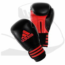 Adidas Power 100 Punch Bag Mitts Boxing Training Muay Thai Gloves Sparring