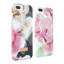 OFFICIAL TED BAKER soft Hard Shell case for iPhone 7 Plus/6S Plus Porcelain Rose