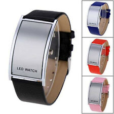 HOT Fashion Women Men's LED Digital Watches Date Sports Quartz Wrist Watch