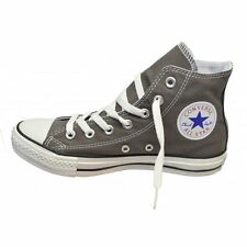 CONVERSE WOMENS CHARCOAL ALL STAR HI TOP TRAINERS