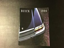 1994 Buick Full Line Original Color Brochure Small