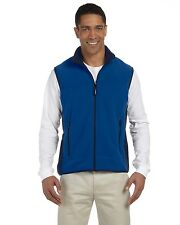New Chestnut Hill Mens Polartec Zip Vest Big Sizes 2XL+