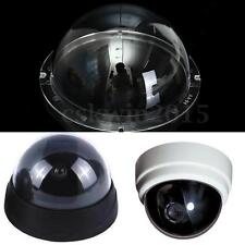 2/4/10x 4'' Clear Acrylic Monitoring Camera Dome Housing Cover CCTV Replacement